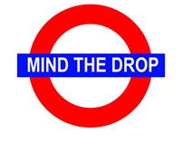 MIND THE DROP