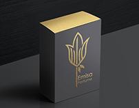 Emissa Perfume - Brand Identity