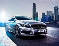 Mercedes Class A-B-C