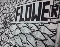 Doodle Flower Fractal - Wilmai