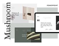 Mushroom PowerPoint Presentation