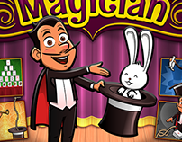 Magician (Videobingo Game) MGA