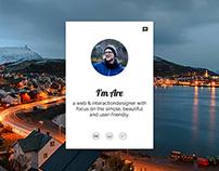 Hammerfest - personal splashpage