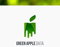 Green Apple Data Logo