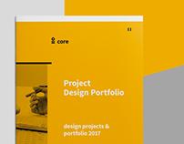 Portfolio and Project Lookbook