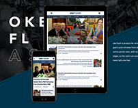 Okeflash MNC Media Accelerated News Pages