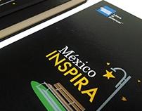 American Express Moleskine México Inspira