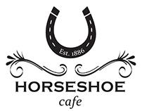 Horseshoe Cafe Logo Design
