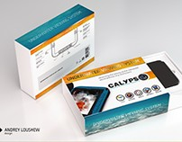Project packaging design of Underwater viewing system