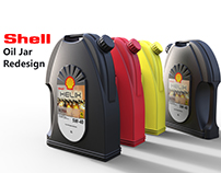 Shell Oil Jar Redesign
