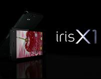 LAVA Iris X1