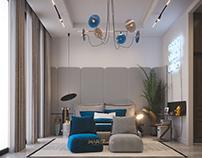 12Years Boy Bedroom