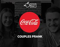 Coca Cola Couples Prank
