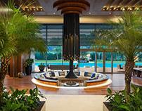 Regnum Carya Crown Villa Hotel Video