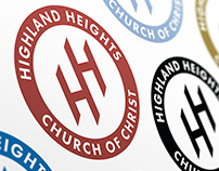 Logo Design for Highland Heights Church
