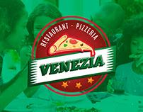 Venezia Restaurant - Branding
