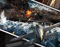 Дизайн кейса для игрового проекта Navy Field Mobile