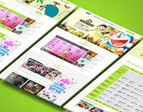 HTV3 Channel Website
