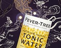 Celestials Bottle Designs for Fever Tree (YCN)