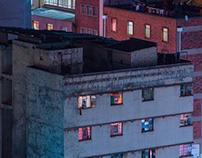 Fragments (Nightscapes: Johannesburg)