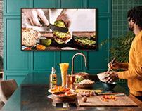 Samsung Lifestyle TVs - The Frame