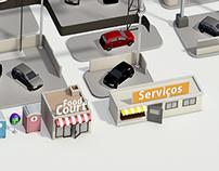 Mapa Salão do Automóvel 2014 - Revista Auto Esporte