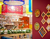restaurant La Placinte (glamor in the folk style)))
