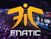 FNATIC Logo Redesign