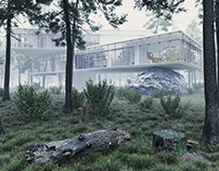 THE FOREST VILLA