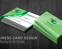 Create Elegant Business Card in Photoshop