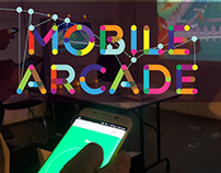 Mobile Arcade-a game where your phone is the controller