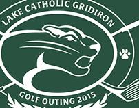 LC Gridiron Golf Outing logo