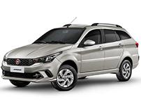 Fiat Argo Weekend