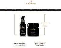 Biodara / Home Page / Brochure