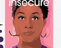 Issa Rae Illustrations