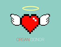 Happiness is Being an Organ Donor