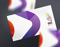 BBZ media | Visual identity