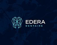 Edera Dentaire — Brand Identity