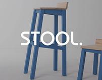 Stool.