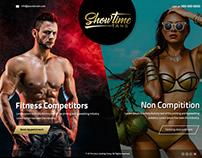 Web design_Show Time Tans