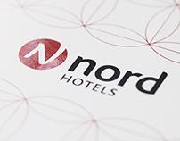 Redesign da marca da rede de hotéis Nord