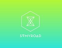 Samy Road branding & Art Direction