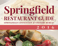 2016 Restaurant Guide for Visit Springfield