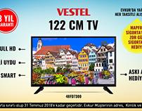 Evkur Tv Reklamı
