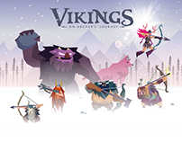 Vikings - an archer's journey