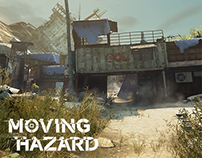 Moving Hazard - Derelict