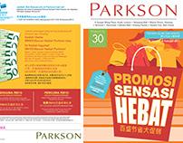 Parkson Sensasi Hebat Mailer