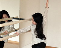 Dance Fitness Mirror