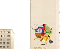 Running Karolina