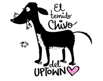 "Digital illustration of ""el Chivo"""